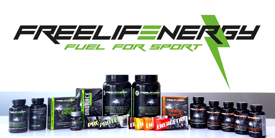 Freelifenergy Integratori Per Lo Sport