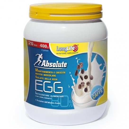 Absolute Egg - Gusto Caffè 400 gr. (20 dosi)