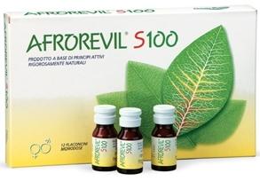 Afrorevil S100 - 12 fiale