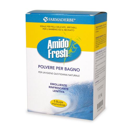 Freelifenergy amido fresh polvere 5 buste - Amido per bagno ...