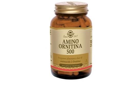 Amino Ornitina 500 - 50 capsule