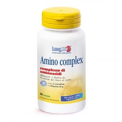 Amino Complex - 60 Tavolette