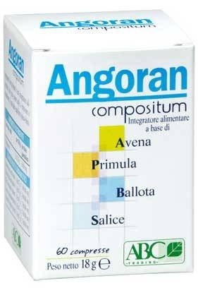 Angoran Compositum - 60 compresse
