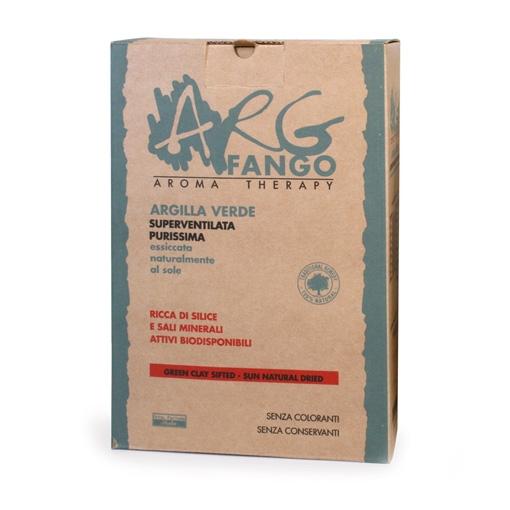 ArgFango Argilla Verde Superventilata