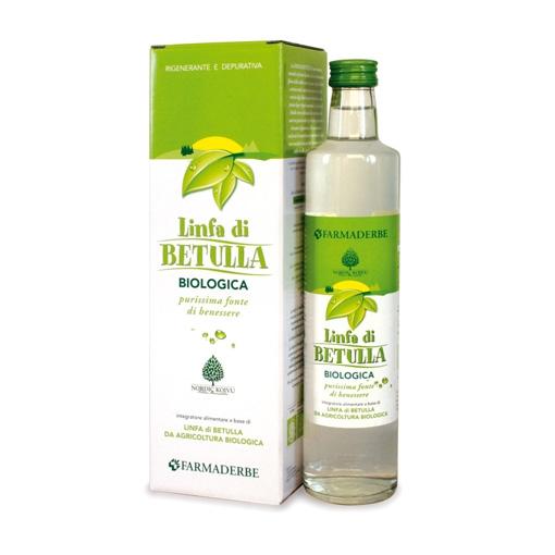 Linfa di Betulla 500 ml