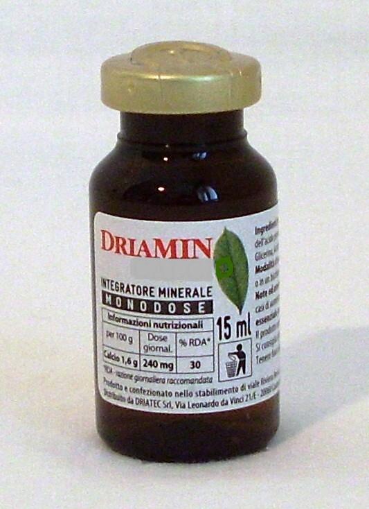 DRIAMIN MAGNESIO