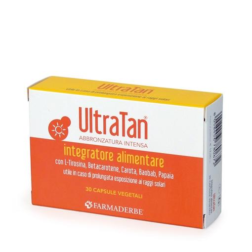 Ultra Tan integratore 30 capsule