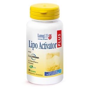Lipo Activator Plus - 30 tavolette