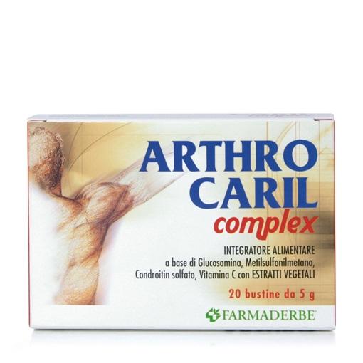 Arthrocaril Complex 20 bustine