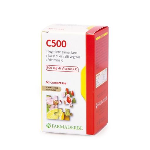 C 500 - 60 compresse