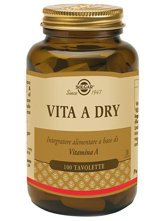Vita A Dry 100 tavolette
