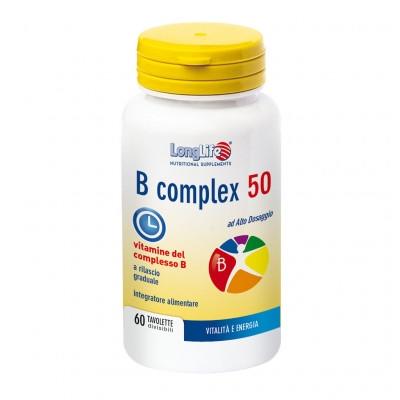 B Complex 50 t/r - 60 tavolette