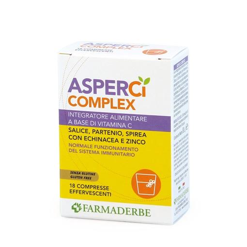 Asper Ci Complex 18 compresse